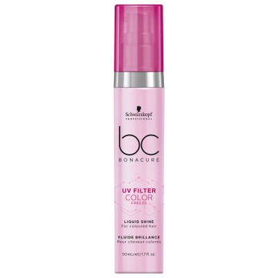 Schwarzkopf Professional BC Bonacure UV Filter Color Freeze Liquid Shine (50ml)