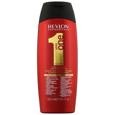 Uniq One All in One Conditioning Shampoo - Όλοι οι τύποι μαλλιών (300ml)