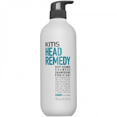 KMS HeadRemedy Deep Cleanse Shampoo (750ml)