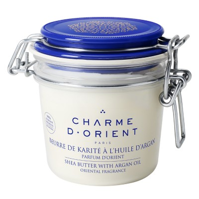 Charme d'Orient Shea Butters with Argan Oil (200gr)