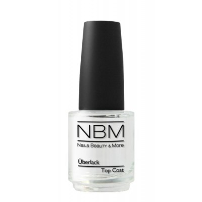 NBM - Top Coat Matt (14ml)