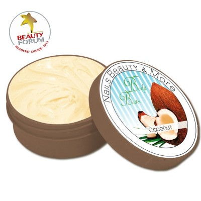 NBM - Body Butter Coconut (200ml)