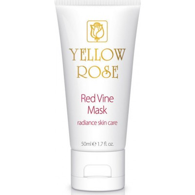 Yellow Rose Red Vine Face Mask (50ml)