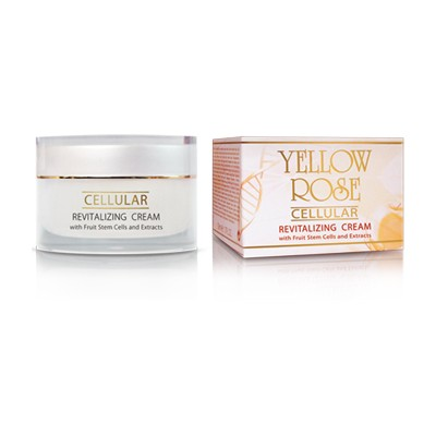 Yellow Rose Cellular Revitalizing Cream (50ml)