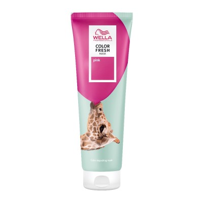 Wella Professionals Color Fresh Mask - Pink (150ml)