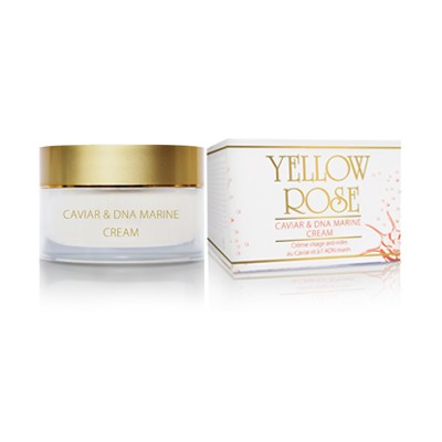 Yellow Rose Caviar & DNA Marine Cream (50ml)