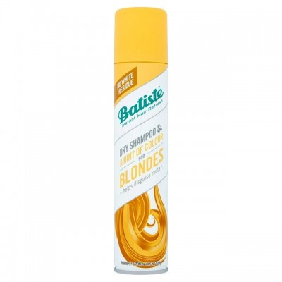 Batiste Dry Shampoo Brilliant Blonde (200ml)