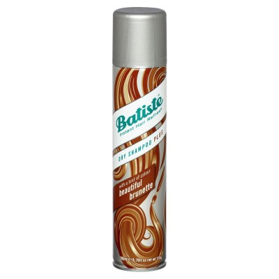 Batiste Medium and Brunette Dry Shampoo (200ml)