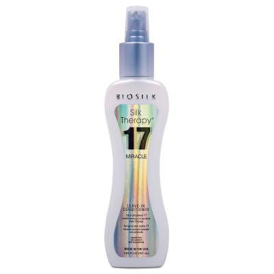 Biosilk - Silk Therapy 17 Miracle Leave-in Conditioner (167ml)
