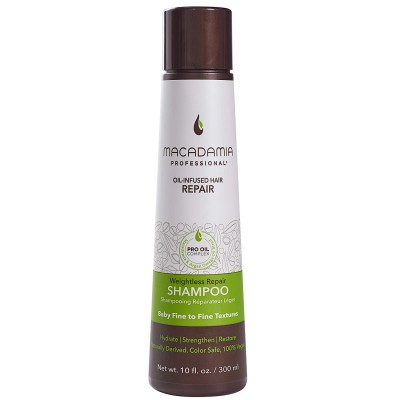 Macadamia Professional Weightless Repair Shampoo (300ml)