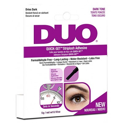 Ardell Duo Quick Set Striplash Adhesive - Dark Tone (5g)