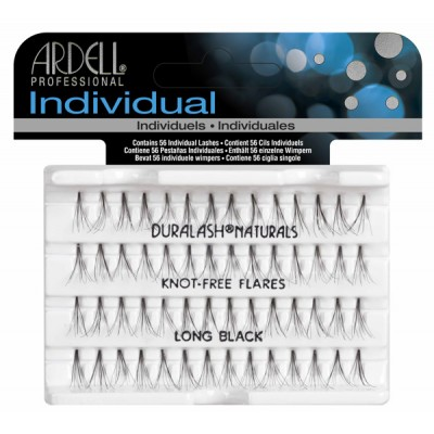 Ardell Βλεφαρίδες Individuals Long Black