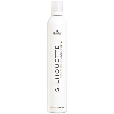 Schwarzkopf Professional Silhouette Flexible Hold Mousse (500ml)