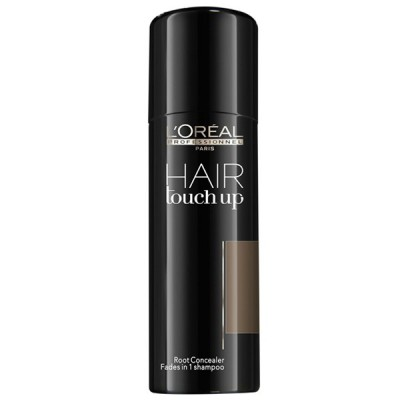 L'Oréal Professionnel Hair Touch Up Black (75ml)