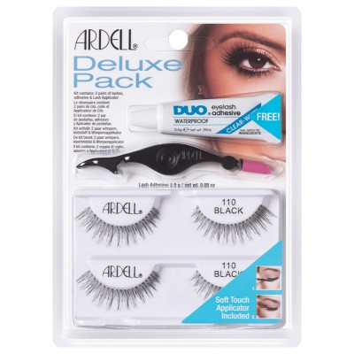 Ardell Deluxe Pack 110 Black