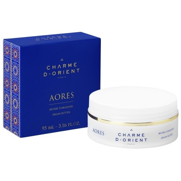 Charme d' Orient Argan Butter Body Nourishing Balm (95ml)