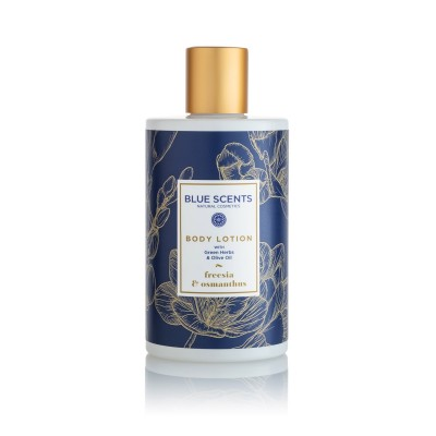 Blue Scents Body Lotion Freesia & Osmanthus (300ml)