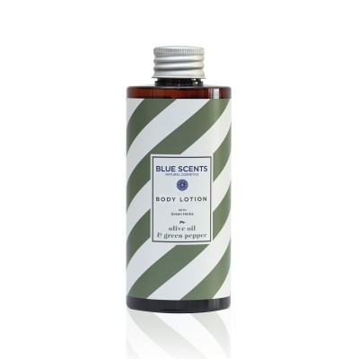 Blue Scents Body Lotion Olive Oil & Green Pepper (300ml)