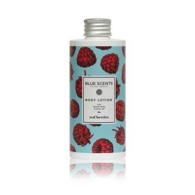 Blue Scents Body Lotion Red Berries (300ml)