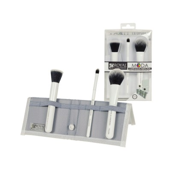 Royal & Langnickel - Moda Complexion Perfection Flip Kit White