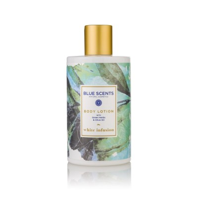 Blue Scents Body Lotion White Infusion (300ml)
