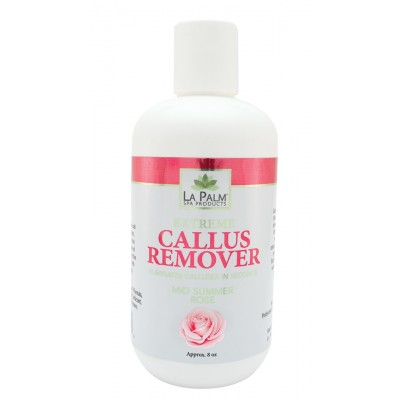 La Palm Therapy Callus Remover - Rose (225gr)