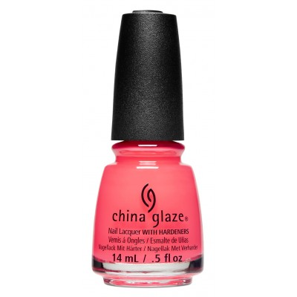 China Glaze - Sun-Set The Mood (14ml)