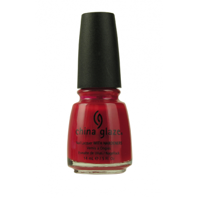 China Glaze China Rouge (14ml)