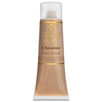 Yellow Rose Chocolate Face Scrub (50ml)
