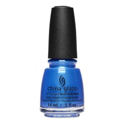 China Glaze - Crushin On Blue (14ml)