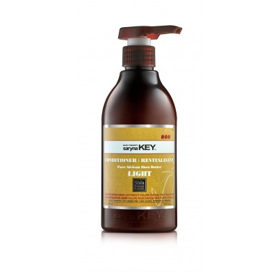 saryna KEY Damage Repair Light - Pure African Shea Conditioner (300ml)