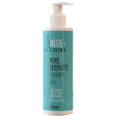 Aloe+ Colors - Shower Gel Pure Serenity - Αφρόλουτρο (250ml)