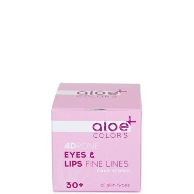 Aloe+ Colors - Eyes & Lips Fine Lines Face Cream (30ml)