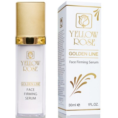 Yellow Rose Golden Line Face Firming Serum (30ml)