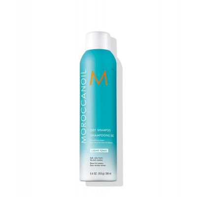 Moroccanoil Dry Shampoo - Light Tones (217ml)