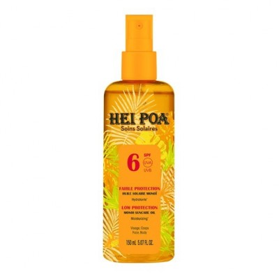 Hei Poa - Tahiti Monoi Oil SPF6 Tiare Spray (150ml)