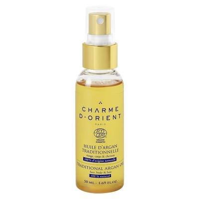 Charme d' Orient Organic Traditional Argan Oil (50ml)