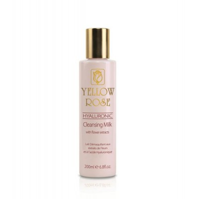 Yellow Rose Hyaluronic Cleansing Milk (200ml)