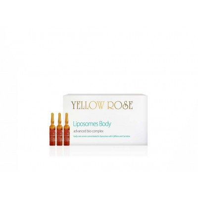 Yellow Rose Liposomes Body Slimming & Firming Bio-Complex (18x9ml)