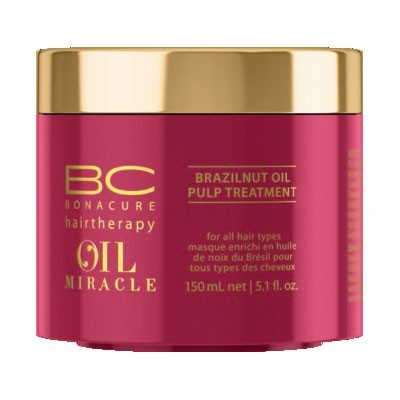 Schwarzkopf Professional BC Bonacure Brazilnut Oil PulpTreatment (150ml)
