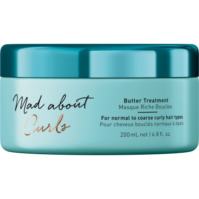 Schwarzkopf Professional Mad About Curls – Butter Treatment (200ml)