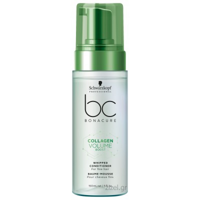 Schwarzkopf Professional BC Bonacure Collagen Volume Boost Whipped Conditioner (150ml)