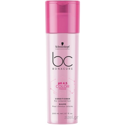 Schwarzkopf Professional BC Bonacure pH 4.5 Color Freeze Conditioner (200ml)