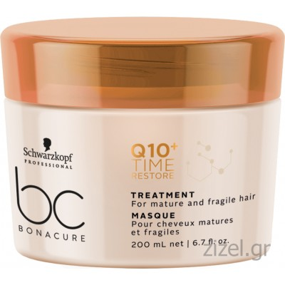 Schwarzkopf Professional BC Bonacure Q10+ Time Restore Treatment (200ml)