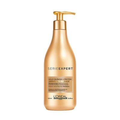 L'Oréal Professionnel Absolut Repair Instant Resurfacing Shampoo (500ml)
