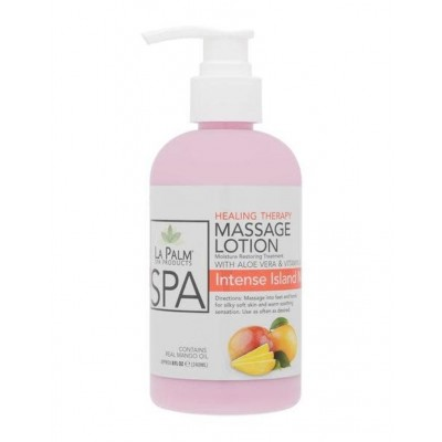 La Palm Healing Therapy Massage Lotion - Intense Island (240gr)
