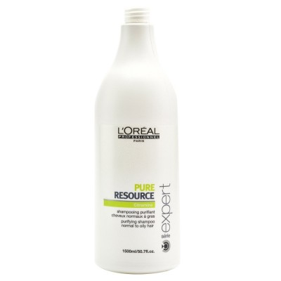 L'Oréal Professionnel Shampoo Pure Resource (1500ml)