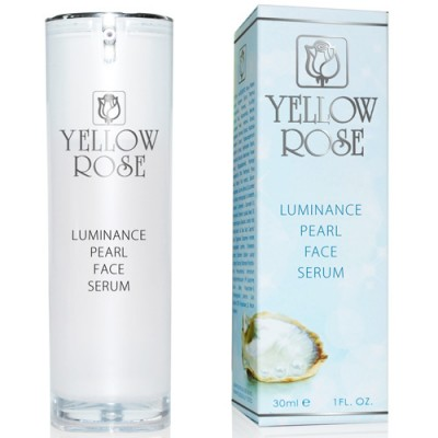 Yellow Rose Luminance Pearl Face Serum (30ml)