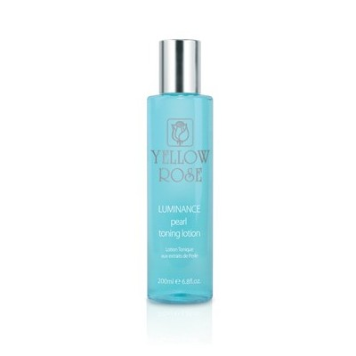 Yellow Rose Luminance Pearl Toning Lotion (200ml)