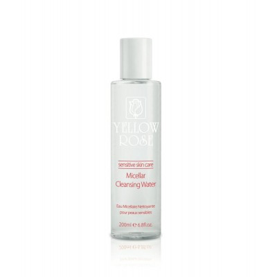 Yellow Rose Micellar Cleansing Water (200ml)